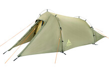 Vaude Campo Arco 2P sand/chute green